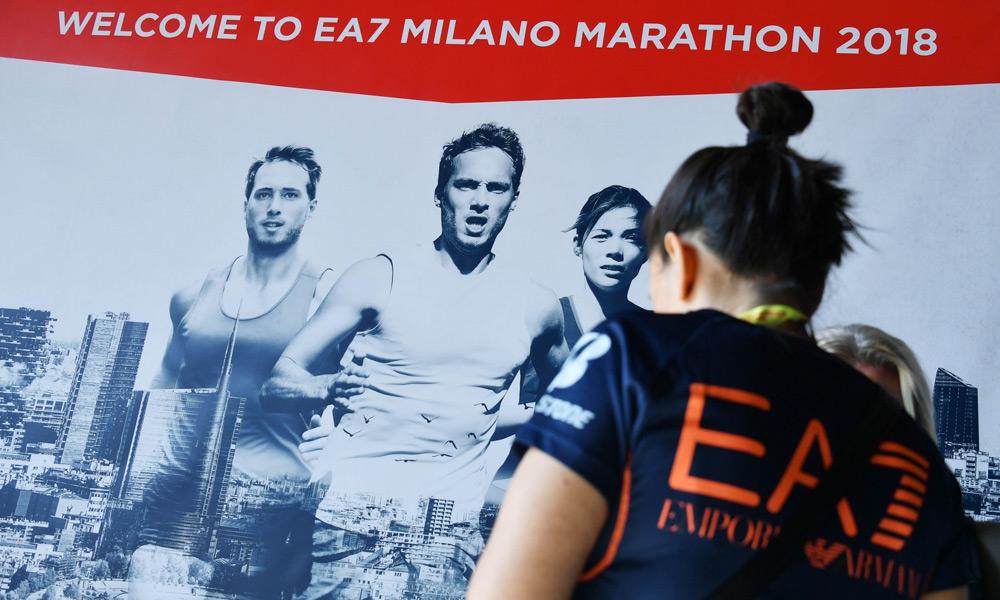 EA7 EMPORIO ARMANI MILANO MARATHON: OGGI L'INAUGURAZIONE DEL MARATHON VILLAGE