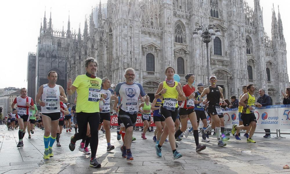 EA7 Emporio Armani Milano Marathon 2018: Grande Successo E Nuovo Record Di Iscritti E Arrivati