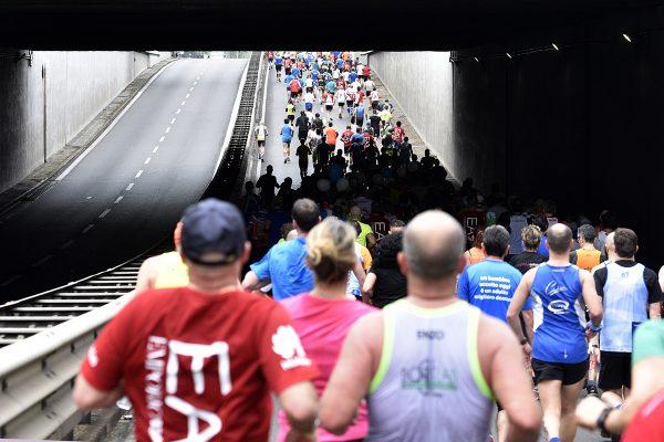 Foto Marco Alpozzi/LaPresse02 04 2017 Milano ( Italia)Sport EA7 Emporio Armani Milano MarathonNella foto: Photo Marco Alpozzi/LaPresseApril 02, 2017 Milano (Italy)SportEA7 Emporio Armani Milano MarathonIn the pic: