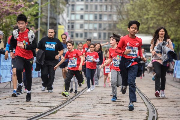 Foto Piero Cruciatti / LaPresse02-04-2017 Milano, ItaliaSportMilano MarathonNella foto: Milano MarathonPhoto Piero Cruciatti / LaPresse02-04-2017 Milan, ItalySportMilano MarathonIn the photo: Milano Marathon
