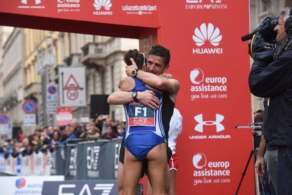Foto Piero Cruciatti / LaPresse02-04-2017 Milano, ItaliaSportMilano MarathonNella foto: Anna IncertiPhoto Piero Cruciatti / LaPresse02-04-2017 Milan, ItalySportMilano MarathonIn the photo: Anna Incerti