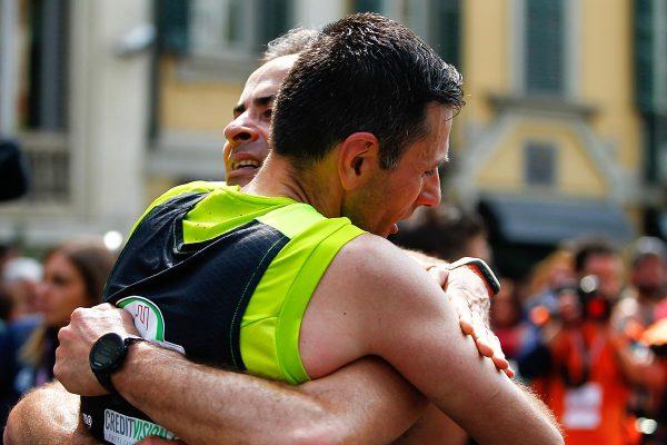 Foto  LaPresse/  Spada 02-03-2017, MilanosportMilano Marathon EA7 Emporio Armaninella foto: Photo LaPresse/ Spada2017-04-02, MilanMilano Marathon EA7 Emporio ArmaniIn the picture: