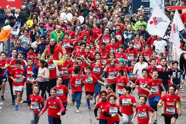 Foto  LaPresse/  Spada 02-04-2017, MilanosportMilano Marathon EA7 Emporio Armaninella foto: la garaPhoto LaPresse/ Spada2017-04-02, MilanMilano Marathon EA7 Emporio ArmaniIn the picture: