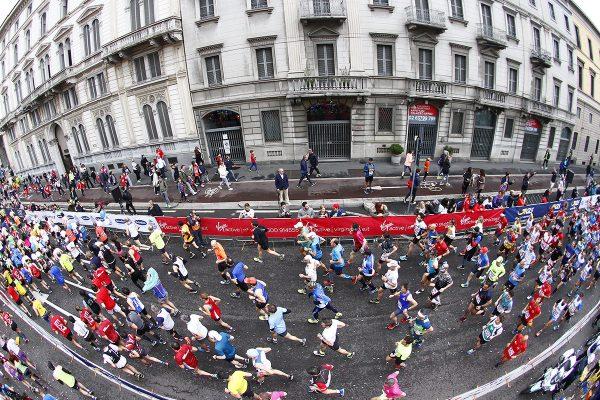 Foto  LaPresse/  Spada 02-03-2017, MilanosportMilano Marathon EA7 Emporio Armaninella foto: partenzaPhoto LaPresse/ Spada2017-04-02, MilanMilano Marathon EA7 Emporio ArmaniIn the picture: