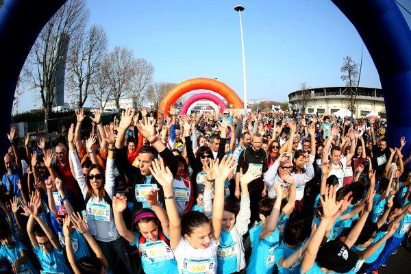 ESCLUSIVA RCS SPORT Photo LaPresse - Stefano Porta07 Aprile  2018 - Milano  (Italia)  Evento Rcs Sport - EA7 Milano Marathon School Marathon a City lifeSportNella foto: MARATONAEXCLUSIVE RCS SPORT Photo LaPresse - Stefano PortaAprile 07  , 2018 Milan  (Italy )  SportEvento Rcs Sport - EA7 Milano Marathon School MarathonIn the pic: MARATHON