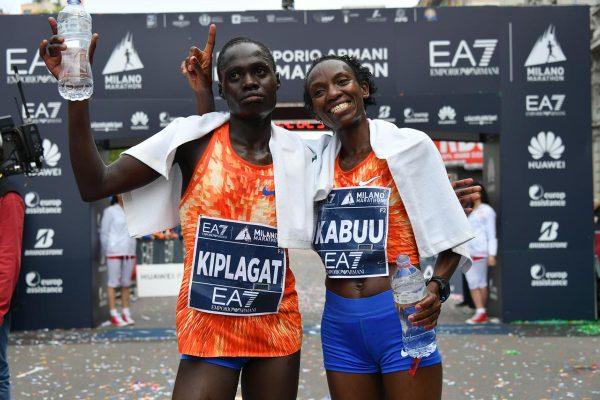Prime Due Donne_Lucy Kabuu e Vivian Kiplagat