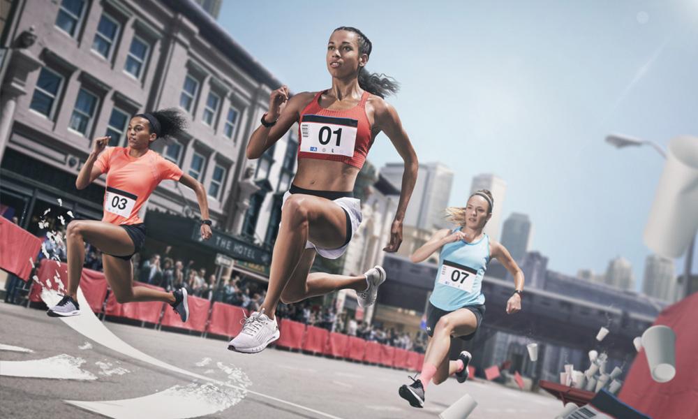 Milano Marathon Veste Under Armour