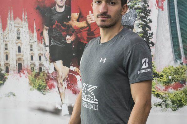 Foto Stefano De Grandis - LaPresse17-10-2018- MilanoSportConferenza stampa presentazione Generali Milano Marathonnella foto:  Francesco Maurello