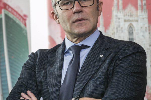 Foto Stefano De Grandis - LaPresse17-10-2018- MilanoSportConferenza stampa presentazione Generali Milano Marathonnella foto:  Paolo Bellino