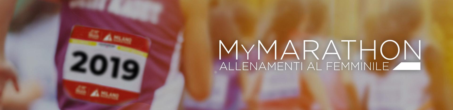 MyMarathon 2019, il programma di allenamento dedicato alle donne