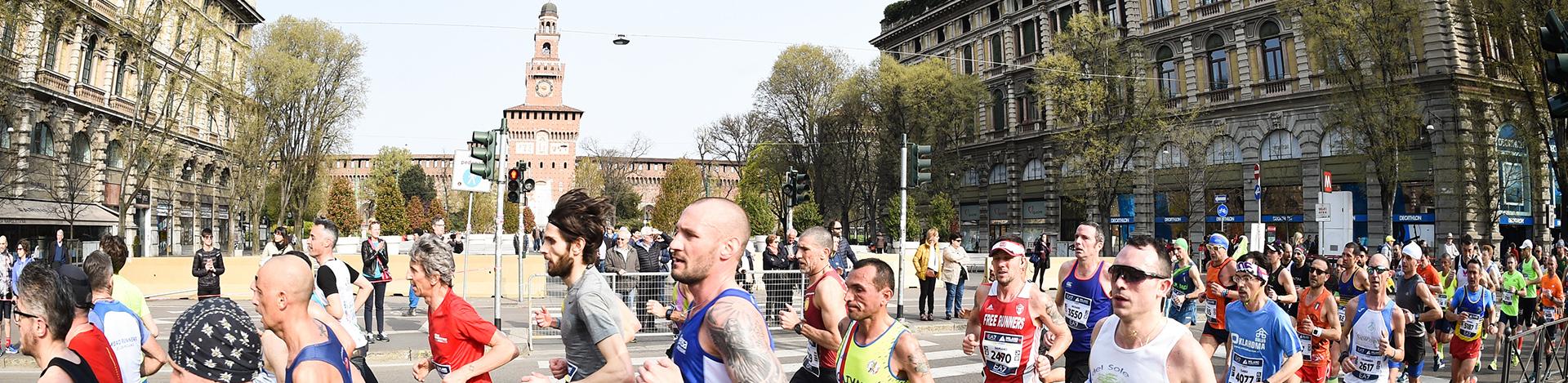 Come finalizzare la tua iscrizione alla Generali Milano Marathon