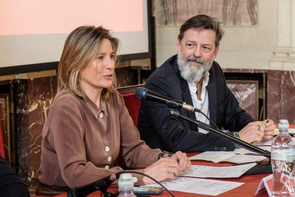 Roberta Guianeri e Andrea Trabuio
