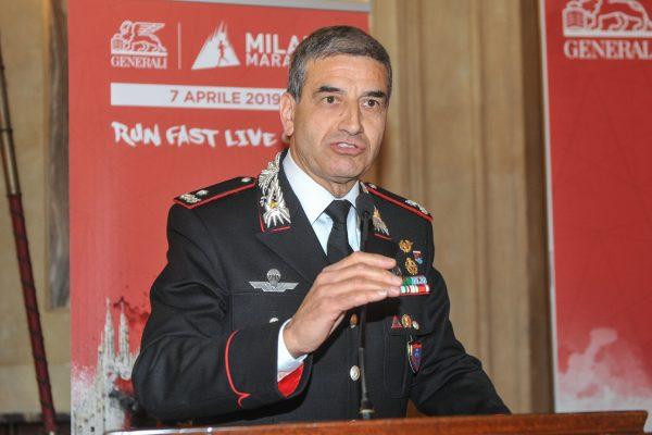 Roberto Boccaccio, Arma dei Carabinieri