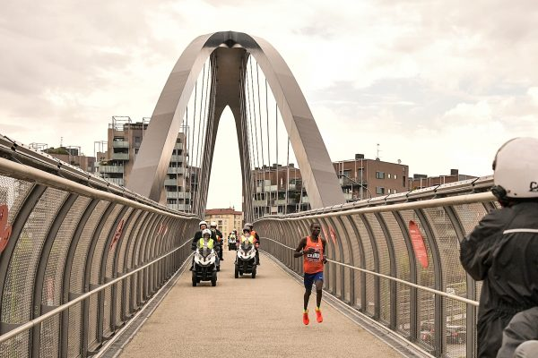 Foto  LaPresse/ Marco Alpozzi7 Aprile 2019, MilanosportGenerali Milano Marathon 2019nella foto:   Titus EKIRU Foto  LaPresse/Marco AlpozziApril 07, 2019, MilanGenerali Milano Marathon 2019in the photo:  Titus EKIRU