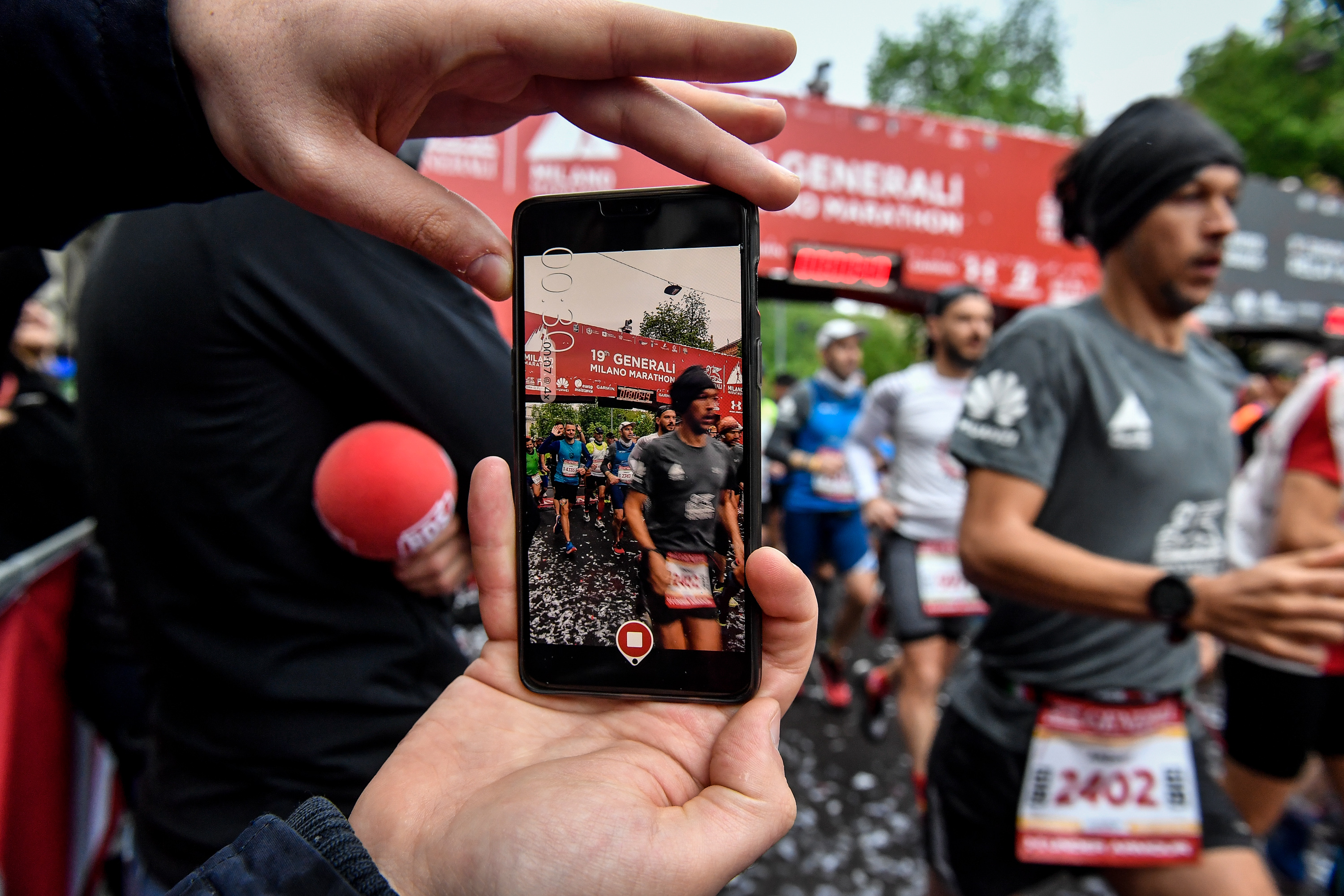 How to finalize your entry to the 2020 Generali Milano Marathon