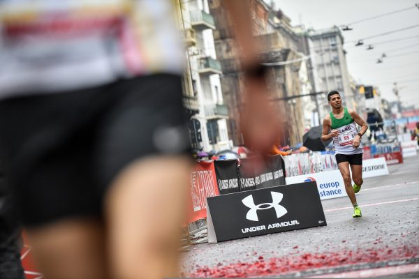 Foto  LaPresse/ Marco Alpozzi7 Aprile 2019, MilanosportGenerali Milano Marathon 2019nella foto: Foto  LaPresse/Marco AlpozziApril 07, 2019, MilanGenerali Milano Marathon 2019in the photo: