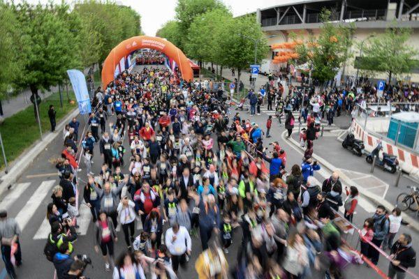 Foto LaPresse - Piero Cruciatti06 Aprile 2019 Milano, Italia Sport - RunningMilano Running Festival - MRF - Day 3Nella foto:  Milano Running Festival - MRF - Day 3Photo LaPresse - Piero CruciattiApril 6, 2019 Milan, ItalySport - RunningMilano Running Festival - MRF - Day 3In the pic: Milano Running Festival - MRF - Day 3