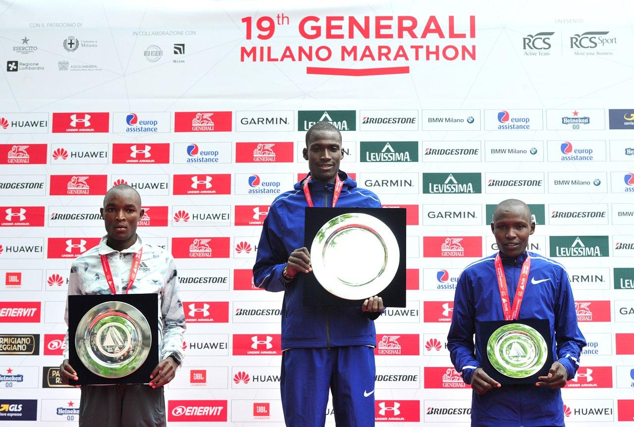 Generali Milano Marathon 2019  is in the gotha of the best world's marathons