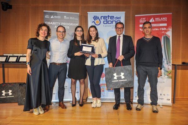3a classificata cat. Aziende Top Fundraiser_Engel & Volkers per Sostieni il Sostegno