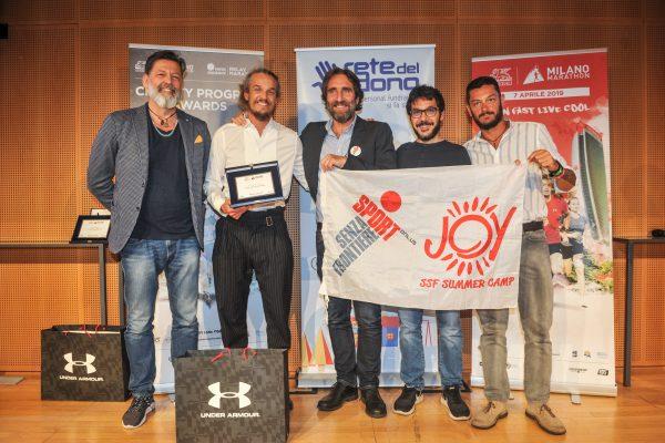 Sport Senza Frontiere con Alessandro Tappa