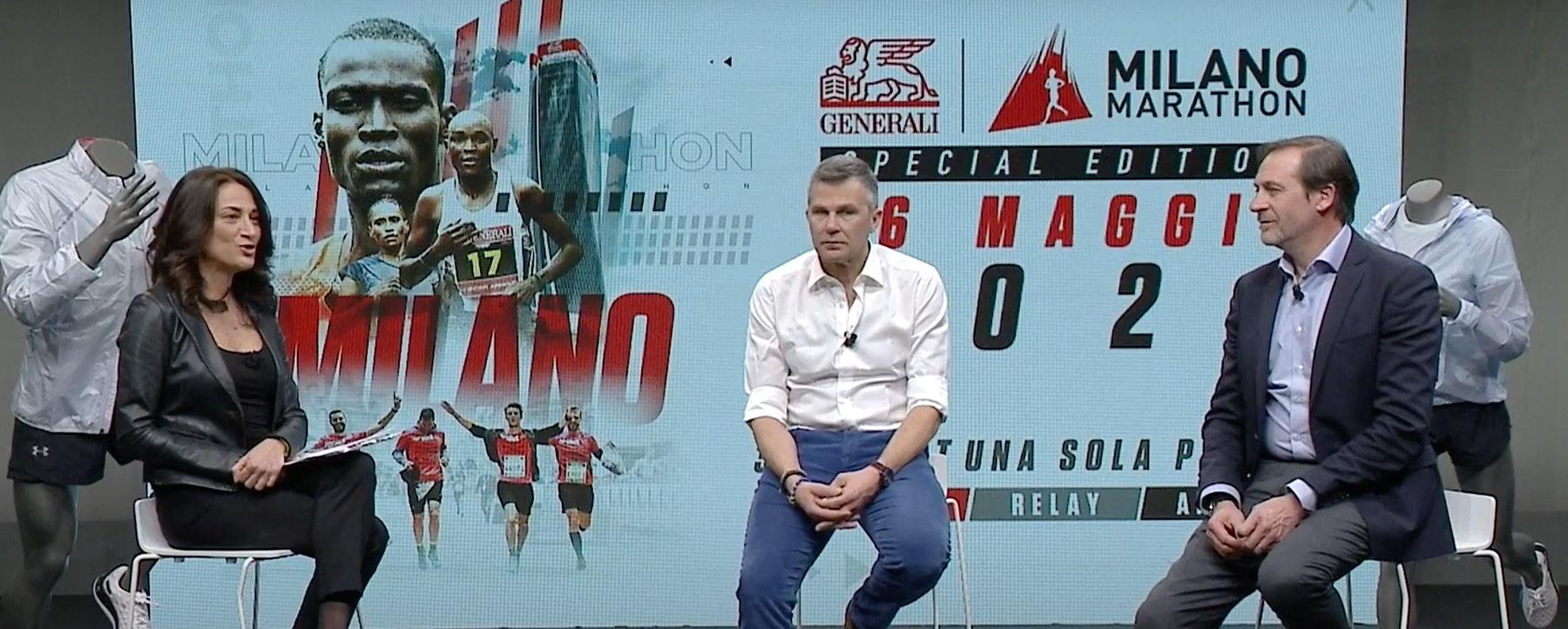 Generali Milano Marathon – Special edition 2021