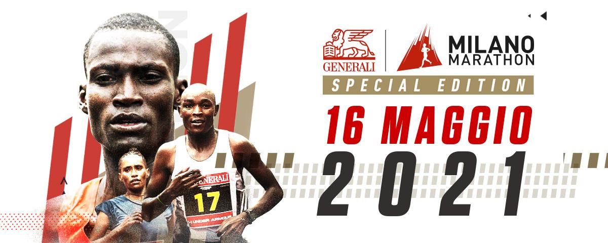 Generali Milano Marathon – Tutela Iscrizioni 2021
