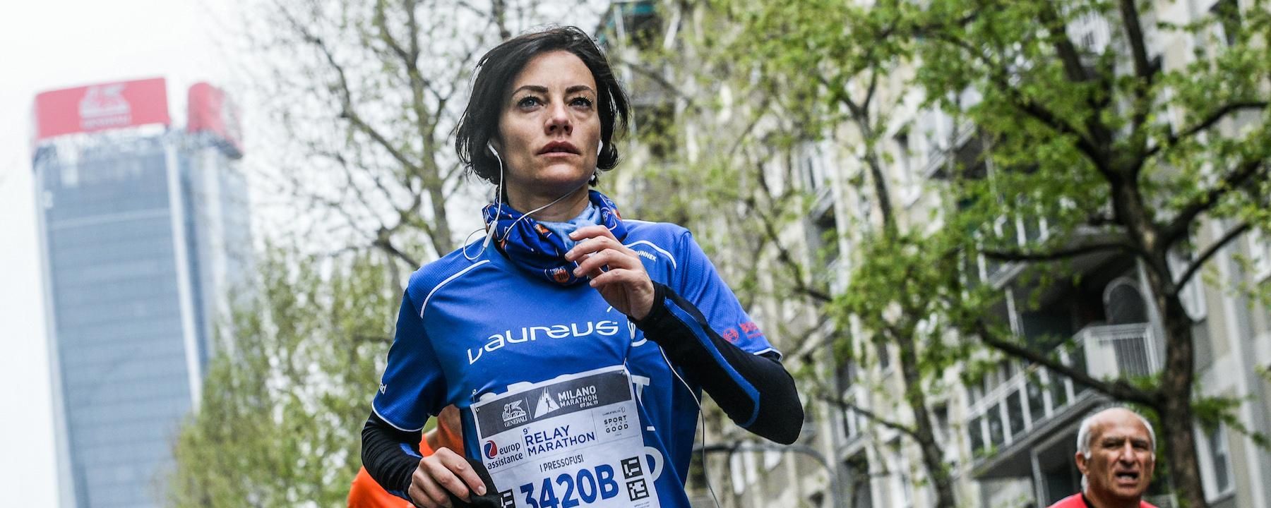 Solidarietà in primo piano con la Lenovo Relay Marathon